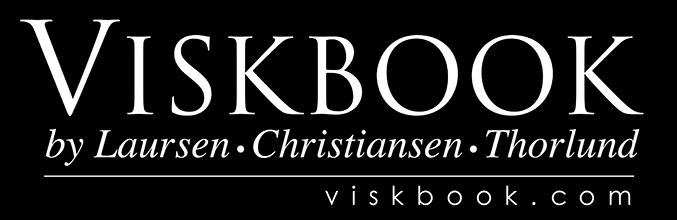VISKBOOK by Laursen & Christiansen & Thorlund